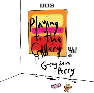 Grayson Perry reflects on contemporary art, discussing its evolution and final purpose in a work claiming that anybody can have a life in the arts – Playing to the Gallery. Helping contemporary art in its struggle to be understood